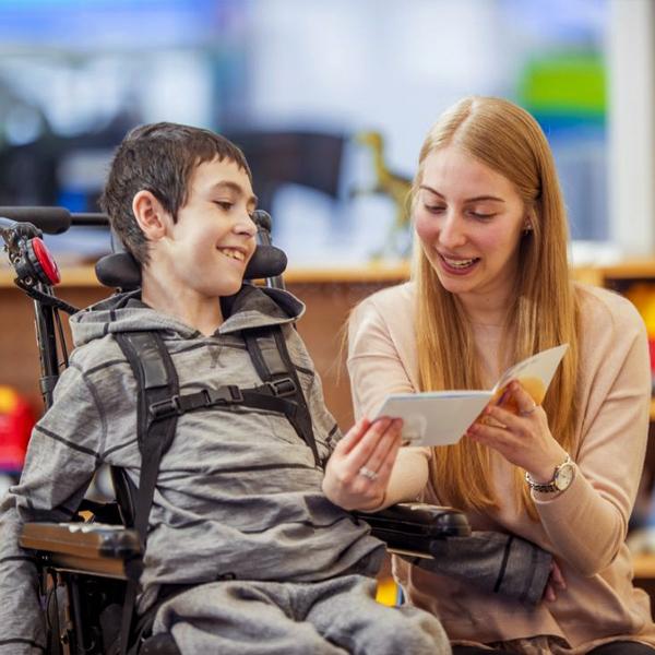 Caregiving learning