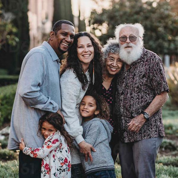 Cuidado de familias de edades múltiples