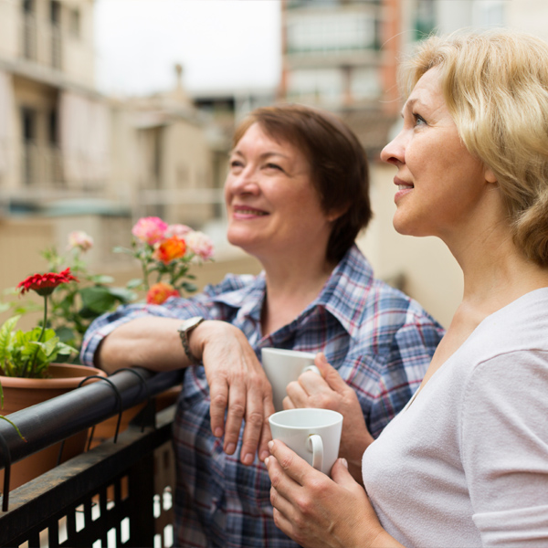 Health care for caregivers