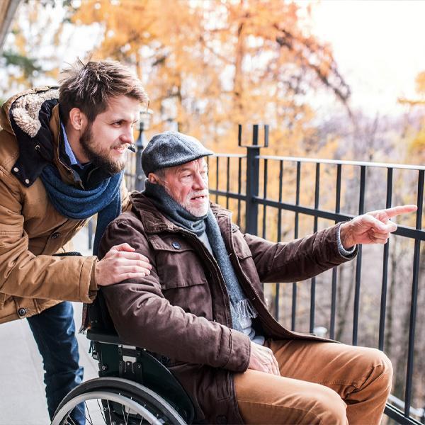 Caregiver daily checklist for senior care featured