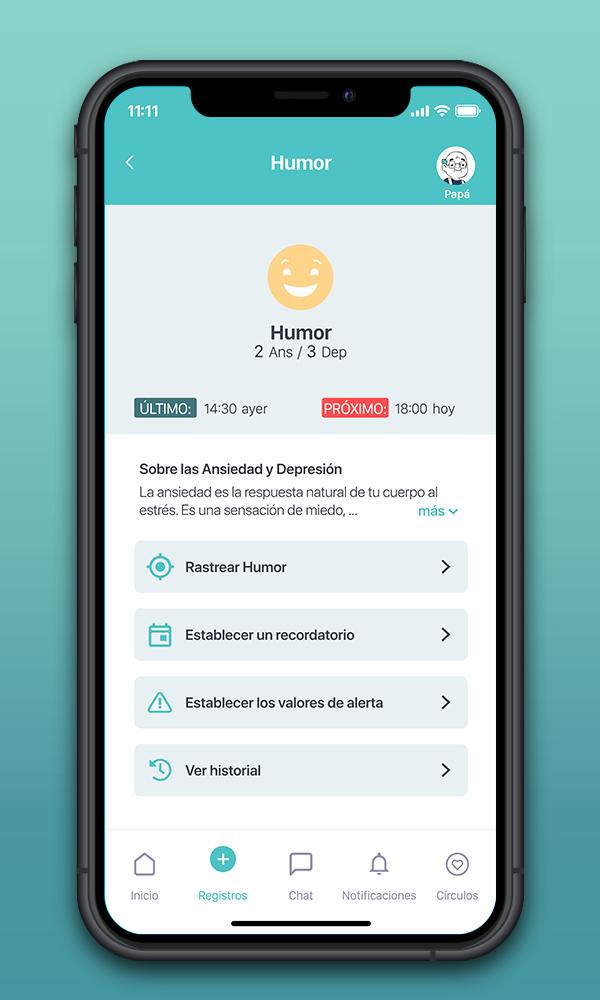 Personaliza los Trackers para tus necesidades