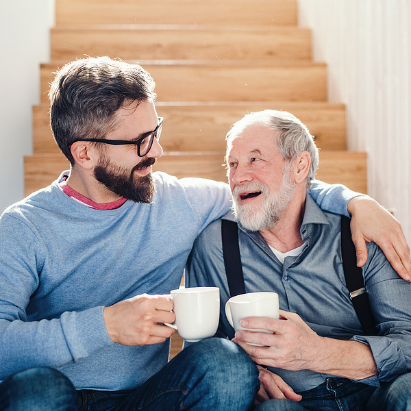 Advice for male caregivers - Gather all the Information and acquire skills