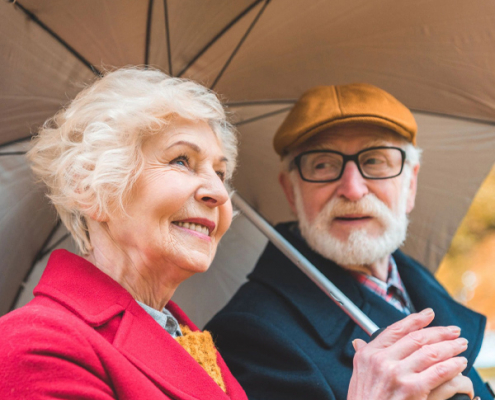 Assisted living for couples featured