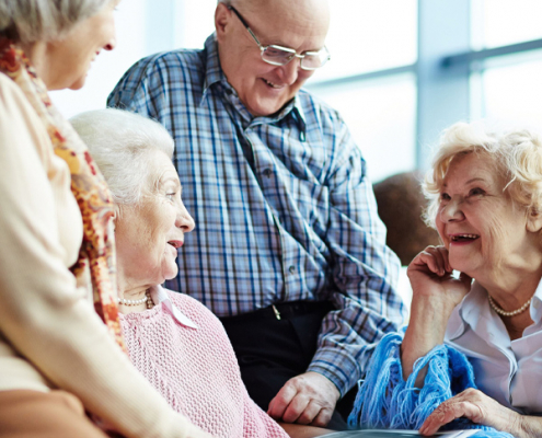 Assisted living vs Skilled nursing featured