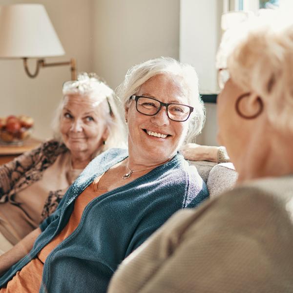 Comunidades para mayores