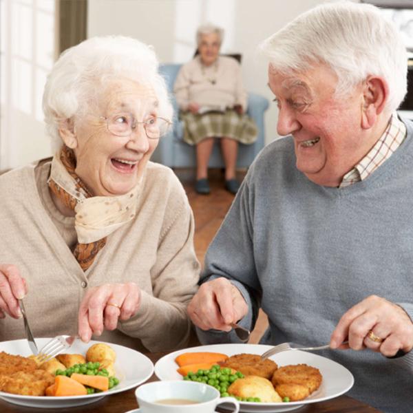 Comunidades para personas mayores