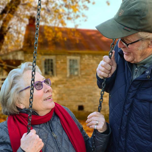 Opciones de vida para personas mayores