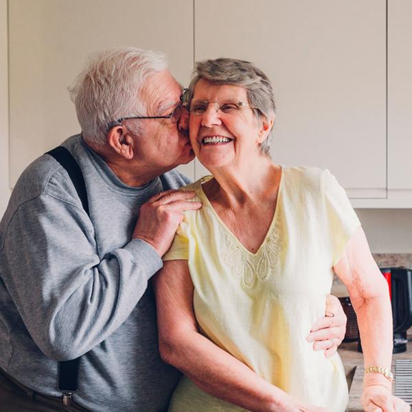 Vida de las personas mayores