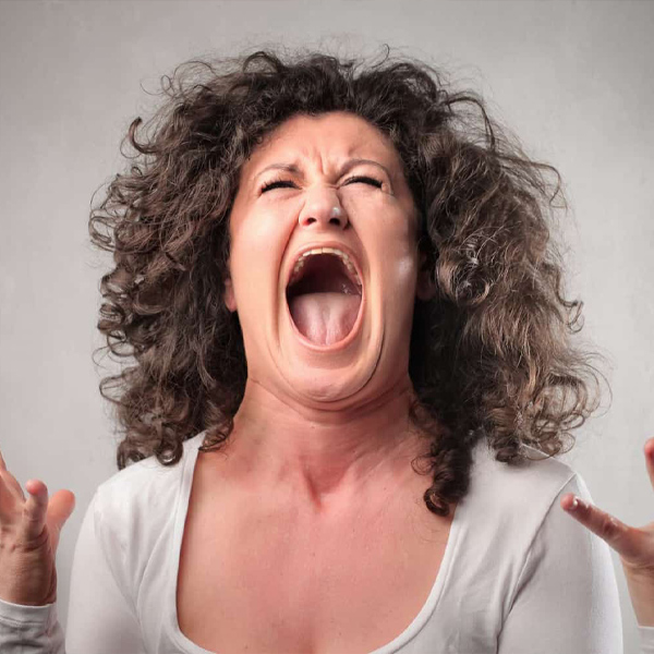 Caregiver anger and resentment are normal featured
