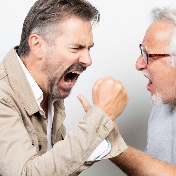 Reactive anger